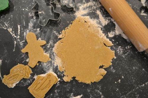 crackers dough