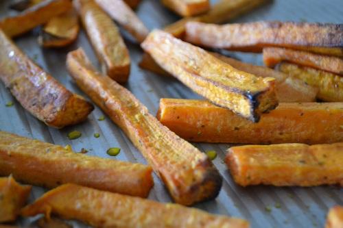 fries close up