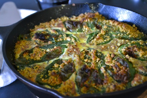 frittata whole side