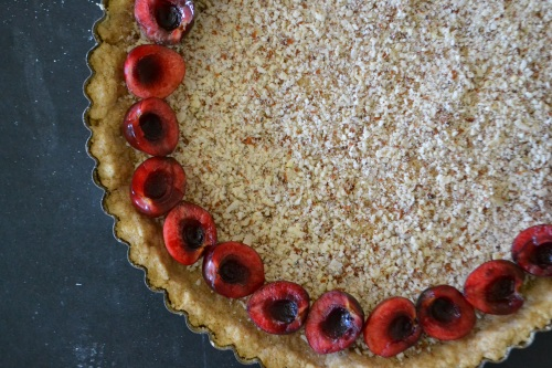 cherry tart ring