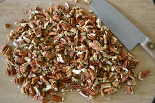 granola nuts