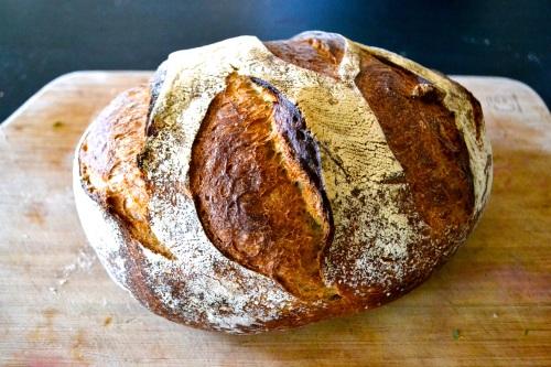 panzanella loaf