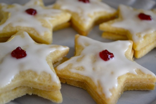 star cookies close
