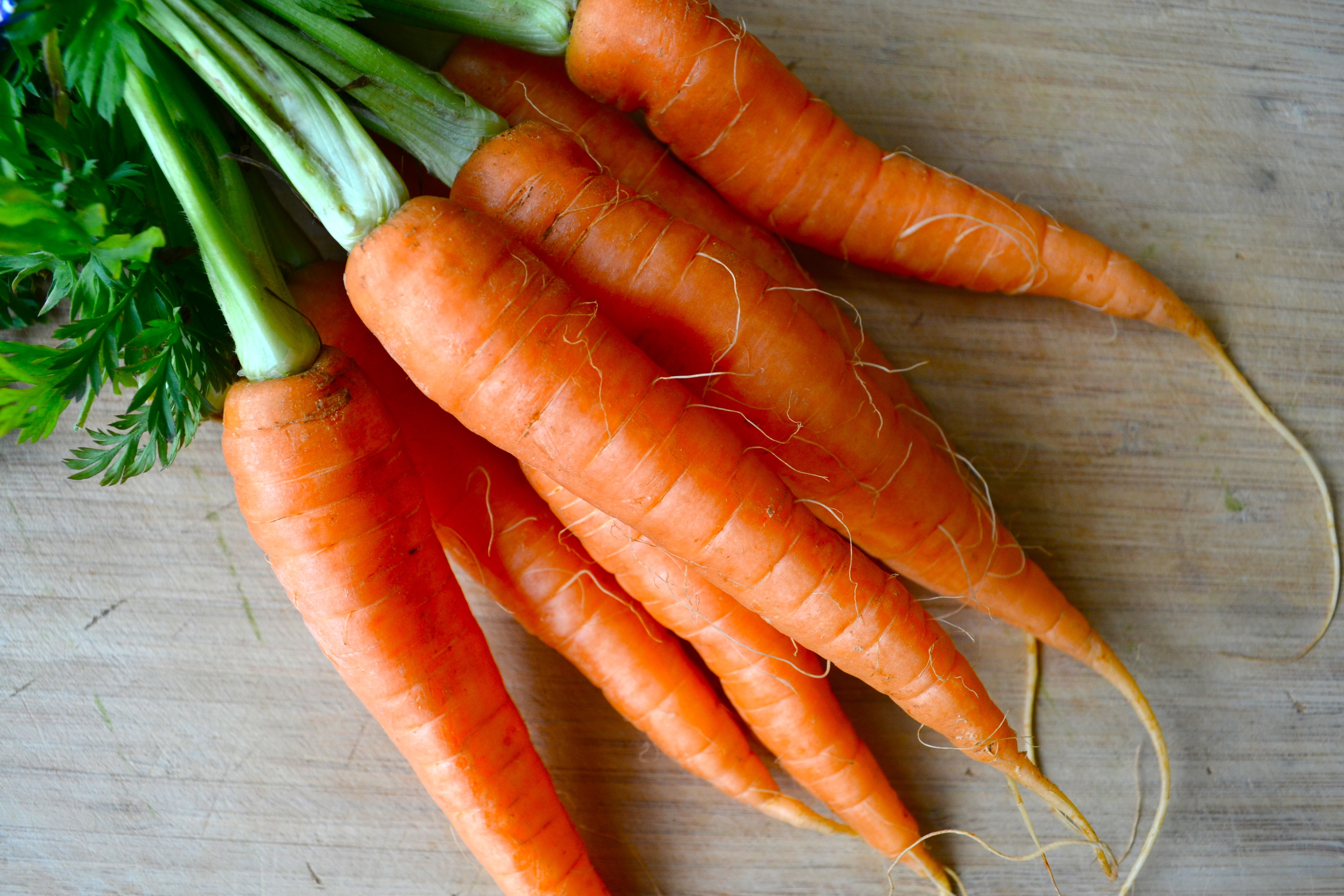 """Eat Your Carrots! It's Good For Your Eyes ..."