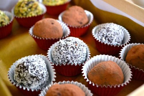 truffles close