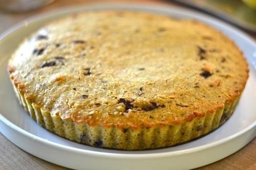 olive cake side