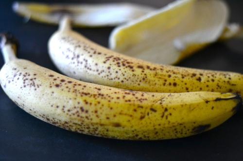 banana muff ripe