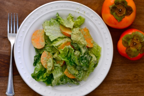 farmstead salad above