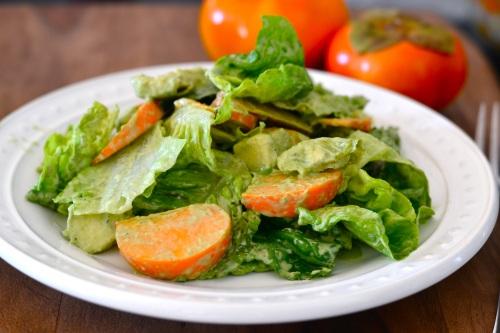 farmstead salad close