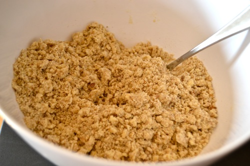 squash crust crumb