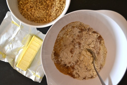 squash crust mix