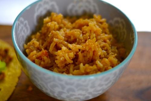 rice close