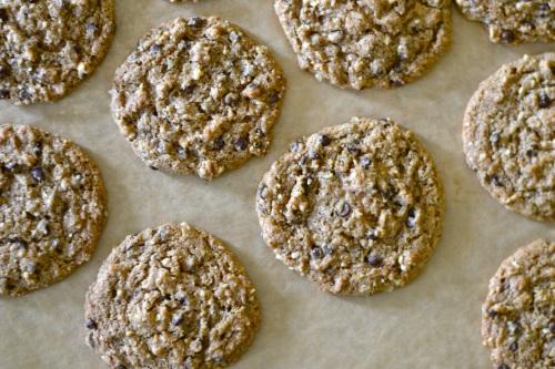 EF cookies baked