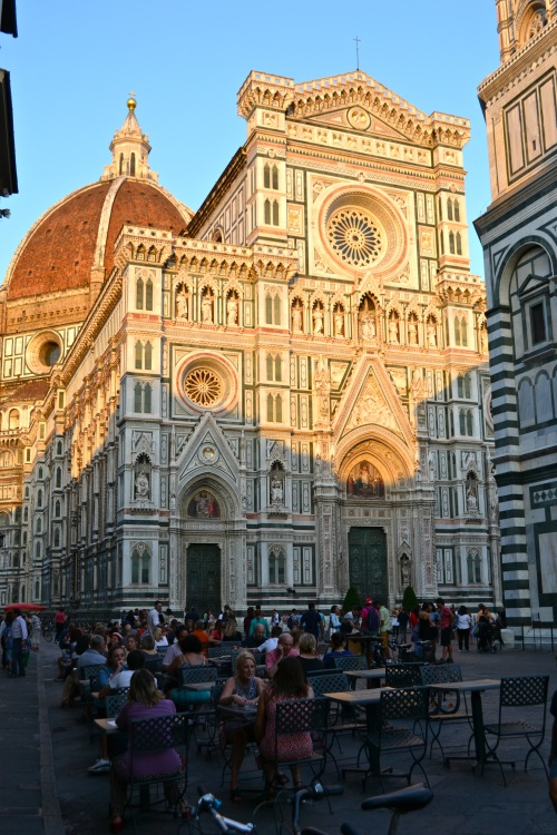 Il Duomo in the evening light.