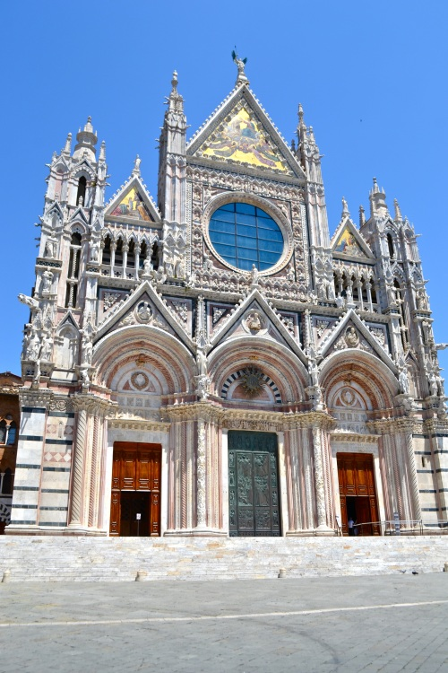 Il Duomo in Siena.